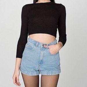 🇺🇸 AA Mom Shorts 🇺🇸